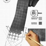 Proces powstawania krawata
