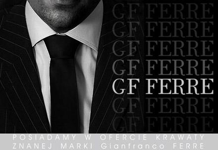 Krawaty GianFranco Ferre - kolekcja jedwabnych krawatów