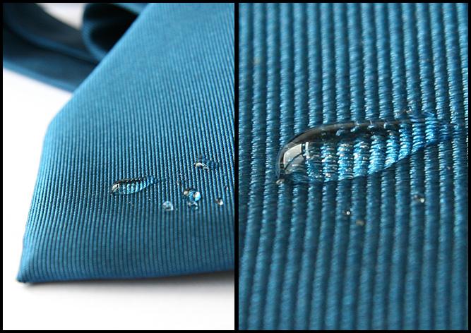 jak czyścić krawat