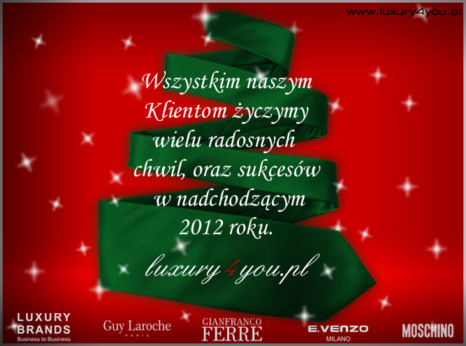nowy rok 2012 - www.luxury4you.pl