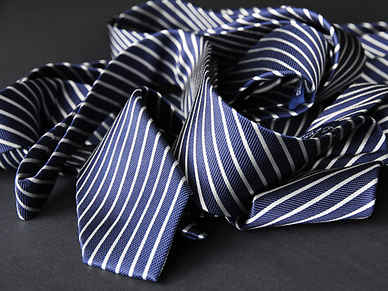 Krawat jedwabny E.Venzo