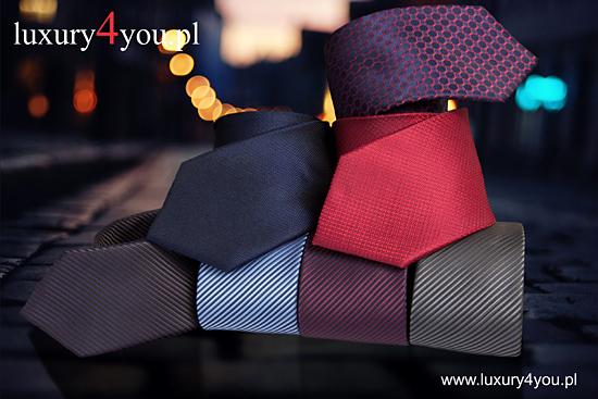 Krawaty jedwabne - sklep z krawatami