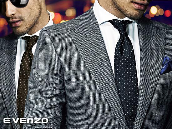 krawaty jedwabne venzo - sklep