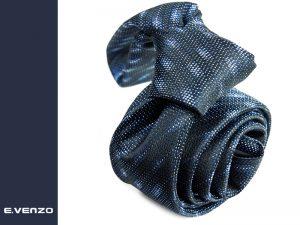 Krawat jedwabny Venzo 537