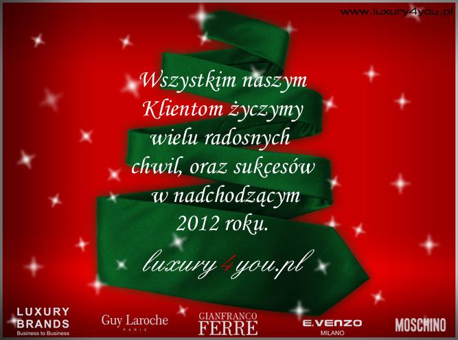 nowy rok 2012 - www.luxury4you.pl