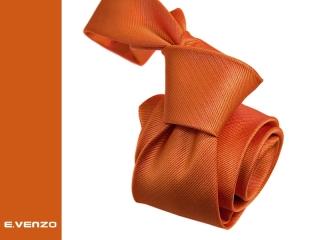 Krawat jednokolorowy ap037
