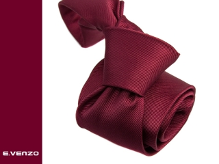Krawat jednokolorowy ap039