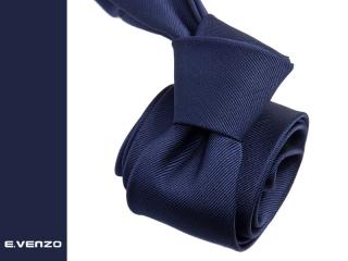 Krawat jednokolorowy ap043
