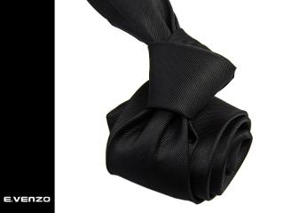 Krawat jednokolorowy ap044