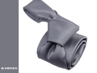 Krawat jednokolorowy ap045