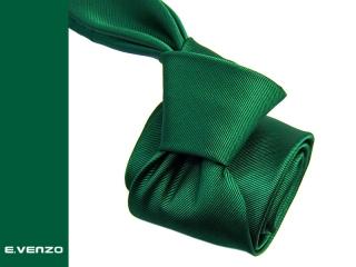 Krawat jednokolorowy ap080