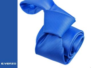 Krawat jednokolorowy ap082
