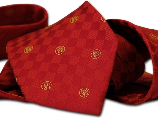 ties with woven logo 3