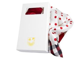 Cardboard box - white